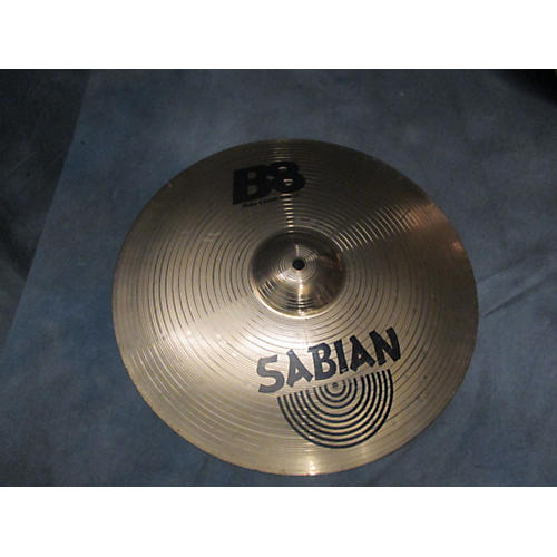 Sabian 18in B8 Thin Crash Cymbal-thumbnail