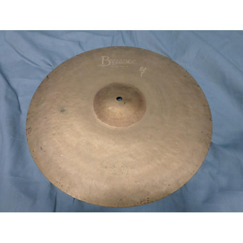 Meinl 18in BYZANCE BENNY GREB SIGNATURE SAND THINS CRASH Cymbal