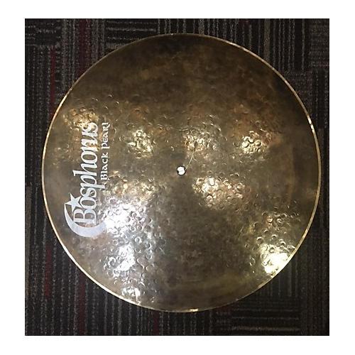 Bosphorus Cymbals 18in Black Pearl Cymbal-thumbnail