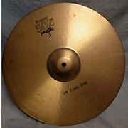 Paiste 18in Bronze 502 Crash Ride Cymbal