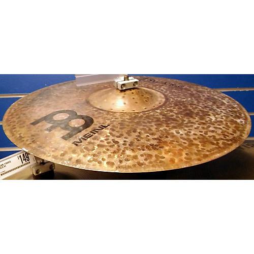 Meinl 18in Byzance Dark Crash Cymbal-thumbnail