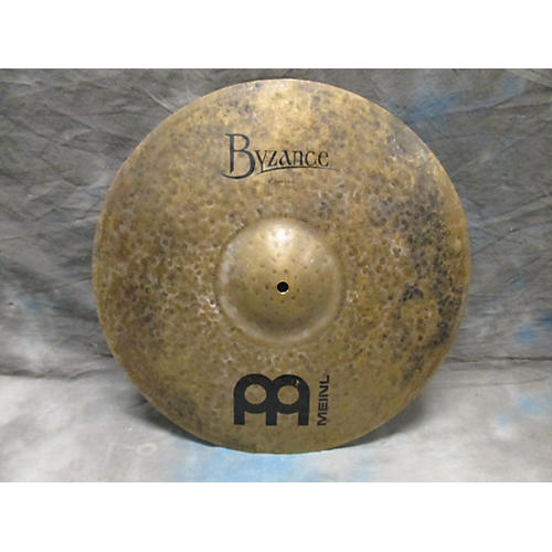 Meinl 18in Byzance Dark Crash Cymbal-thumbnail