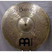 Meinl 18in Byzance Dark Crash Cymbal