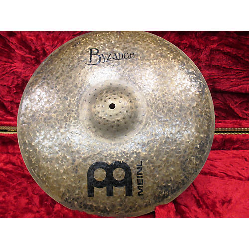 Meinl 18in Byzance Dark Crash Cymbal  38-thumbnail