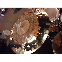 Meinl 18in Byzance Extra Dry Dual Crash Cymbal
