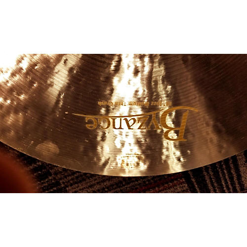 Meinl 18in Byzance Jazz Medium Thin Cymbal