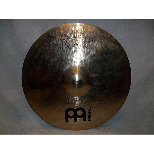 Meinl 18in Byzance Medium Thin Crash Brilliant Cymbal