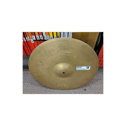 Meinl 18in Byzance Sand Medium Crash Cymbal