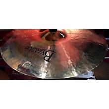 Meinl 18in Byzance Thin Crash Brilliant Cymbal