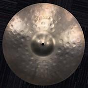 Meinl 18in Byzance Vintage Crash Cymbal