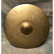 Meinl 18in Byzance Vintage Series Benny Greb Sand Thin Crash Cymbal