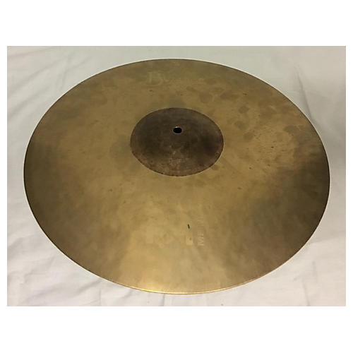 Meinl 18in Byzance Vintage Series Benny Greb Sand Thin Crash Cymbal-thumbnail