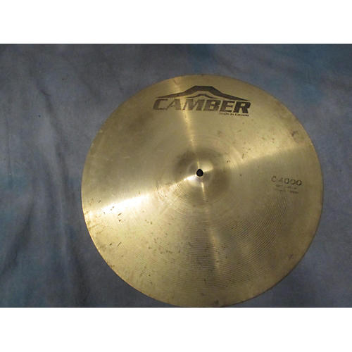 Camber 18in C-4000 Cymbal