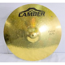 Camber 18in C-6000 Crash / Ride Cymbal