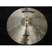 Wuhan 18in CRASH Cymbal