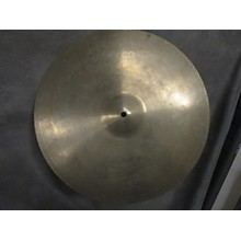 Camber 18in CRASH RIDE Cymbal