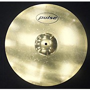 Pulse 18in CRASH RIDE Cymbal