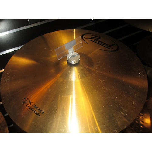 Pearl 18in CX300 CRASH/RIDE Cymbal-thumbnail