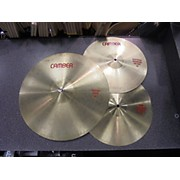 Camber 18in Camber II Crash Ride/Hi Hat Set Cymbal