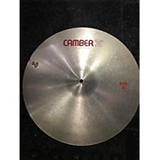 Camber 18in Camber II Cymbal