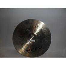 Istanbul Mehmet 18in Carmine Appice Realistic Rock Cymbal