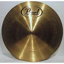 Pearl 18in China Cymbal Cymbal