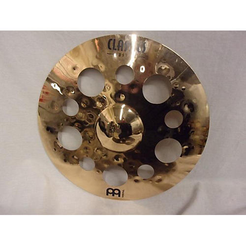 Meinl 18in Classic Custom Trash Crash Brilliant Cymbal