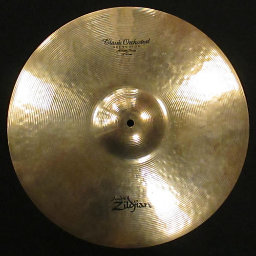 Zildjian 18in Classic Orchestral Suspended Cymbal-thumbnail