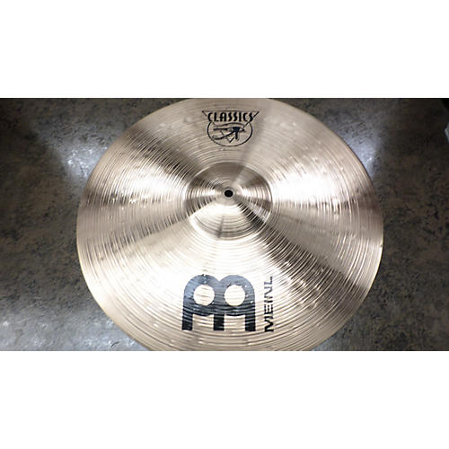 Meinl 18in Classics Custom Med Crash Cymbal-thumbnail