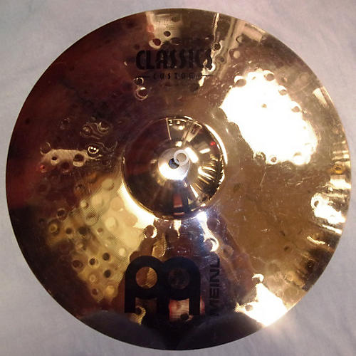 Meinl 18in Classics Custom Medium Crash Cymbal