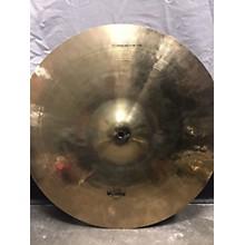Wuhan 18in Crash Medium Thin Cymbal