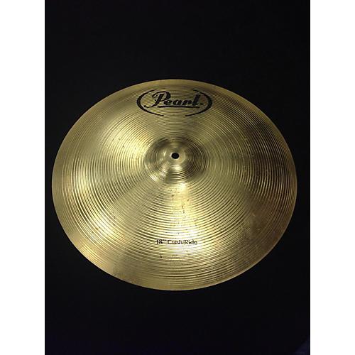 Pearl 18in Crash/Ride Cymbal