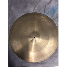 UFIP 18in Crash/Ride Cymbal