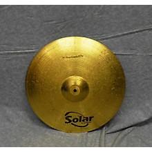 Solar by Sabian 18in Crash/Ride Cymbal