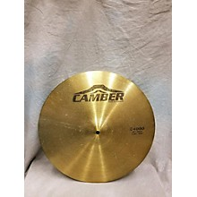 Camber 18in Crash/ride Cymbal
