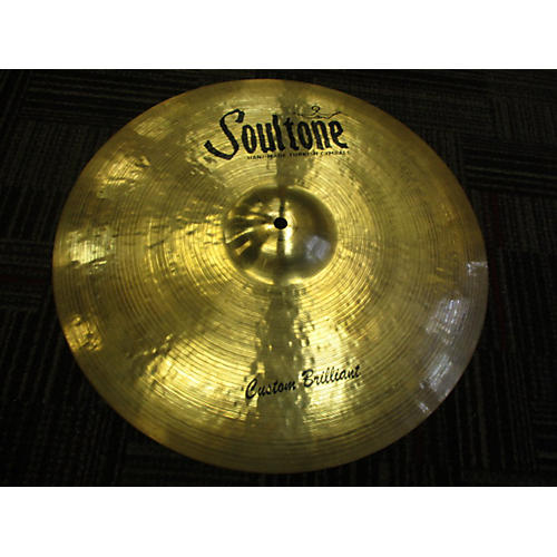 Soultone 18in Custom Brilliant Cymbal