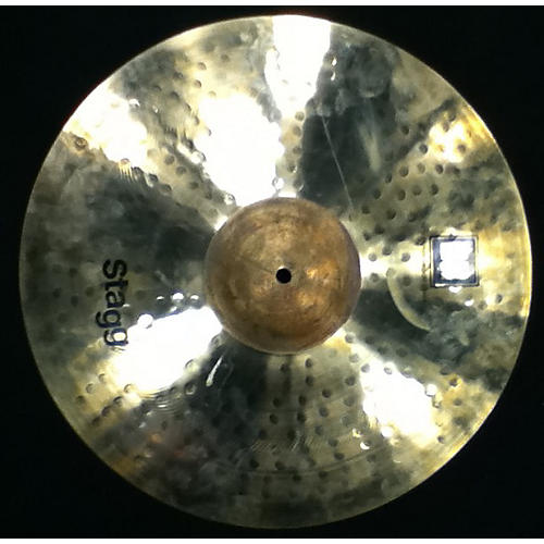 Stagg 18in DH Exo Thin Medium Crash Cymbal