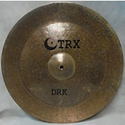 TRX 18in DRK Cymbal