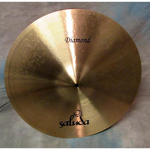 Saluda 18in Diamond Cash Cymbal-thumbnail
