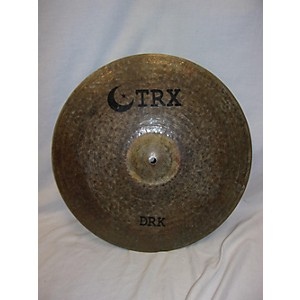 Pre-owned TRX CYMBAL 18 inch Drk Crash Cymbal by TRX CYMBAL