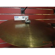 Paiste 18in Flat Ride Cymbal