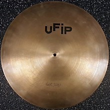 UFIP 18in Flat Ride Cymbal