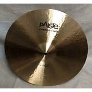 Paiste 18in Formula 602 Modern Essentials Crash Cymbal