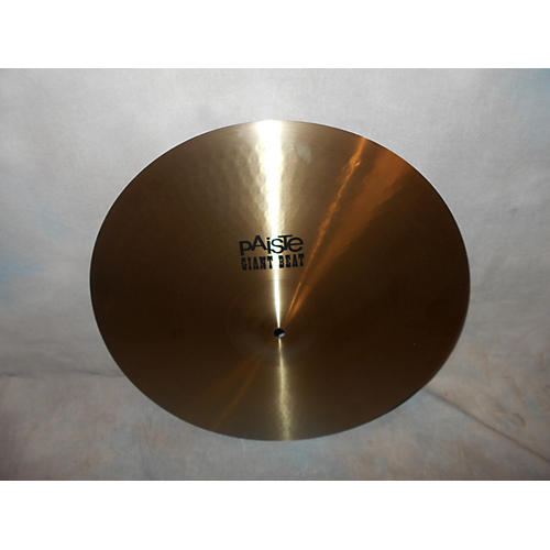 Paiste 18in Giant Beat Crash Cymbal