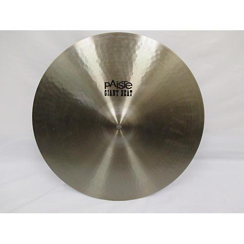 Paiste 18in Giant Beat Crash Cymbal-thumbnail