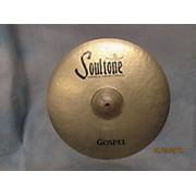 "Soultone 18in Gospel 18"" Crash Cymbal"