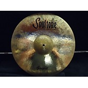 Soultone 18in Gospel Series Brilliant Crash Cymbal