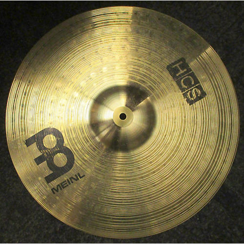 Meinl 18in HCS Crash Cymbal