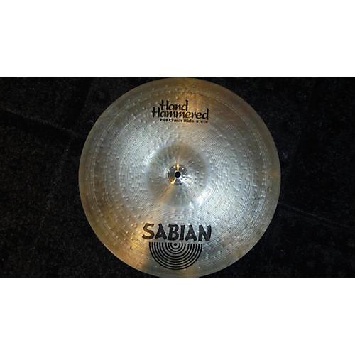 Sabian 18in HH Crash Ride Cymbal-thumbnail