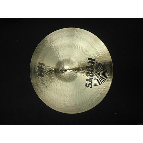 Sabian 18in HH Medium Crash Brilliant Cymbal